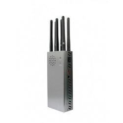 CT-1066 R Plus 7W Remote Controls 433Mhz 315Mhz 868Mhz 2G 3G WIFI JAMMER up to 30m