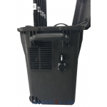 CT-3076B-UAV 6 bands Portable Anti-Drone High Power Jammer up to 1500m