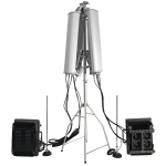 Drone RC Jammer HGA Antenna 128-190W 6-7 Band up to 3km