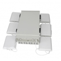6-8 Directional Antenna Outdoor 4G 5G WiFi Jammer up to 300m