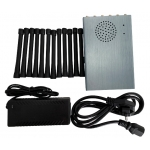 12 Antenna 5G LTE 5Ghz 12W Jammer 3G 4G GPS RC WIFI up to 30m