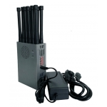 12 Antenna 12W Jammer 3G 4G GPS RC WIFI up to 30m