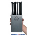 CT-1012-5Ghz 12 Bands 12W 5Ghz 3G 4G GPS RC 433 868 Lojack WIFI Jammer up to 30m