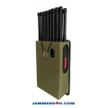 16 Antenna 16W Jammer 5G 5Ghz 3G 4G LTE GPS RC WIFI up to 30m