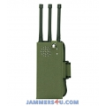 CT-1033 R 10W 3 Bands 10W RC Remote Controls Jammer 315Mhz 433Mhz 868Mhz up to 100m
