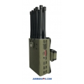 10 Antenna 5G 10W Jammer 3G 4G GPS L1 L2 RC WIFI up to 30m