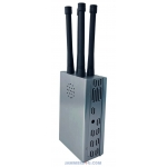 4 Antennas 30W Jammer RC315 433 868Mhz up to 500m