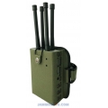 Drone Jammer 28W RC GPS 2.4Ghz 5.8Ghz up to 500m
