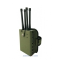 Handheld Portable RC Drone UAV Jammer 30W up to 500m