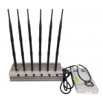 UAV Drone 35W Jammer RC 2.4Ghz 5.8Ghz GPS 433Mhz up to 500m