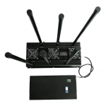 CT-3060N EUR High Power 135W 6 Bands GSM 2G 3G 4G 2.4Ghz Jammer up to 150m