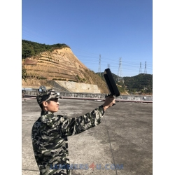 CT-4001P Portable Anti Drone 32W 2.4Ghz GPS 5.8Ghz Directional Jammer up to 600m
