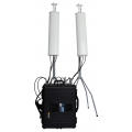 CT-6067-UAV Drone 6 bands High power 520W Portable Jammer up to 8000m
