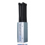 6 Antenna 2.8W Jammer 3G 4G WIFI up to 20m