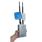 4 Antenna Drone UAV RC WIFI 5.8Ghz GPS L1 L2 Jammer 30W up to 500m