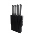 8 Antenna UAV Drone RC WiFi 5.8Ghz 433Mhz 900Mhz GPS L1 L2  59W Jammer up to 600m