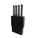 8 Antenna 5G 70W Jammer 5G 4G LTE 3G WIFI GPS L1 up to 60m