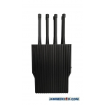 ✅ Helios Powerful 59W 8 Antenna UAVs Drone RC GPS Jammer up to 600m