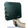 Directional Antenna 32-40W Drone UAV Jammer 2.4Ghz GPS 5.8Ghz up to 800m