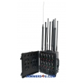 DDS RCIED Bomb 1000W Portable Mobile Phone Jammer blocker up to 1km