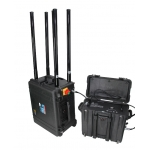 6 Band Antennas Powerful 600W Portable Jammer up to 1km