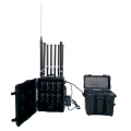 800W Powerful Digital Synthesis DDS Bomb RCIED Jammer up to 1km