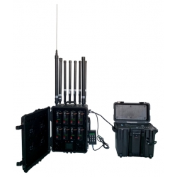 CT-6080DDS Digital Synthesis Bomb RCIED 800W Jammer up to 1km