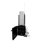 CT-6080DDS Portable DDS Bomb RCIED Mobile Phone 800W Jammer up to 1km