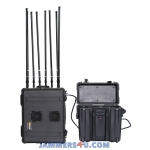 CT-8078AR Pro Drone UAV 8 bands 720W Jammer up to 8km