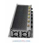 6 Antenna 56W Jammer 3G 4G WIFI up to 80m