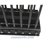 CT-2516N EUR All 16 Bands 38W GSM CDAM 3G 4G 2.4Ghz 5Ghz GPS UHF VHF Jammer up to 50m