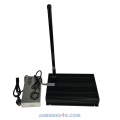 2.4Ghz WIFI 20W Powerful Jammer up to 1500m