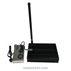 5Ghz Powerful 10-25W Jammer up to 2000m