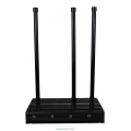 CT-35524N 2.4Ghz 5Ghz WIFI Extreme High Power 65W Desktop portable Jammer up to 2500m