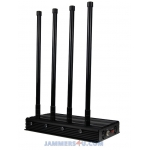 CT-3034R 150W Remote Control Jammer 315Mhz 433Mhz 868Mhz up to 800m