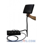 CT-3060N-UAV Anti-Drone 6 bands 433Mhz 900Mhz 2.4Ghz 5.8Ghz GPS Jammer up to 1500m