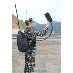 CT-4035H-UAV Menpack Directional Antenna Drone UAV 120W 5 Bands Jammer up to 1500m