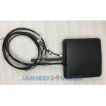 CT-4035-UAV Menpack Directional Antenna Drone UAV 107W 5 Bands Jammer up to 1000m
