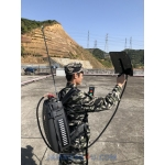 CT-4035H-UAV Menpack Drone UAV 120W 5 Bands Jammer up to 1500m