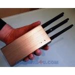 CT-1066 A Plus 6 antennas 7W CDMA 2G 3G 4G LTE Wimax WIFI 2.4GHz Jammer up to 30m