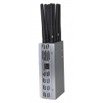 CT-1088 EUR Plus 8 Antennas 8W GSM 2G 3G 4G GPS L1 L2 RC433 868 315Mhz WIFI Jammer up to 30m