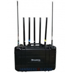 CT-3077B A 7 Bands 170W CDMA 2G 3G 4G GPS 2.4Ghz WIFI Portable Jammer up to 150m