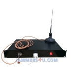 CT-5030 Prisons Jammers up to 6 bands 600W with wireless control system. Jamming up to 600m