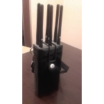 CT-1066 A Plus 6 antennas 7W CDMA 2G 3G 4G LTE 4G Wimax WIFI 2.4GHz Jammer up to 30m
