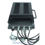CT–N3060-OMN Drone 6 bands RC 2.4Ghz 5.8Ghz 433Mhz 900Mhz GPS Jammer up to 1500m