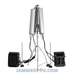CT-N3077-HGA Anti-Drone UAV Jammer 7 Bands 178W up to 3000m