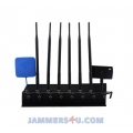 CT-2085 UAV Drone Quadcopter 16W Jammer up to 150m