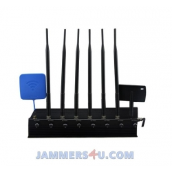 CT-2085-UAV Drone Quadcopter 16W Jammer up to 150m