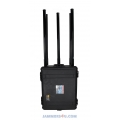 CT-6060 High Power 600W 6 bands Portable Jammer up to 1km