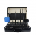 CT-2085B UAV Briefcase Quadcopter Drone Jammer up to 150m